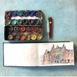online cursus tekenen doet wonderen