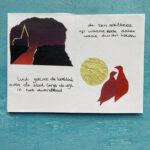 detail mini zine 1 haikus collages